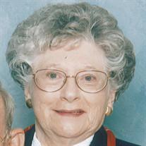 Betty Matthews Trotter
