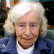 Irene Bernice Westphal