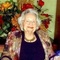 Doris June Newbury
