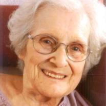 Gertrude Sheridan Bauman