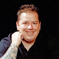 """Mr. """"Tattoo Tom"""" Thomas Epperson"""