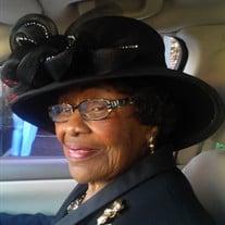 Mrs. Louise Angeline  Miller Perkins