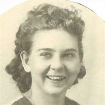 Geraldine Bernice Facey