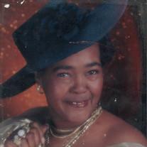 """Loretta Hickman """"Miss Henny"""" Pope"""