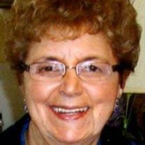 """Martha """"Pat"""" Louise Rudy"""