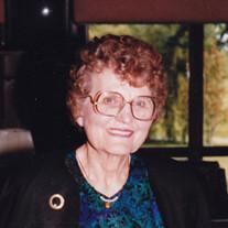 Margaret Louise Ribail