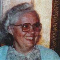 Marjorie Evelyn Lee