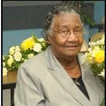 Mrs. Inez Williams Leaf