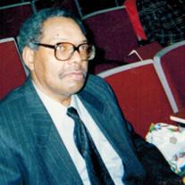 Nathaniel King Sr.