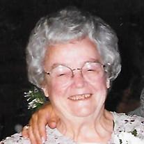 Flora Mae (Ouimette) LaChance