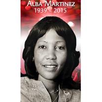 Ms. Alba Martinez