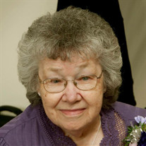Bernice  Jeanette Anderson
