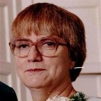Mrs.  Brenda  Canup Halstead