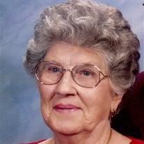 """Mildred """"Millie"""" Evelyn Jones"""