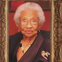Mrs. Ruthie L. Flonnoy