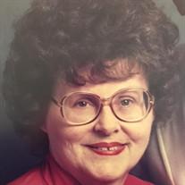 Mrs Audrey S Carlson