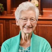Maxine Ellen Bartlett
