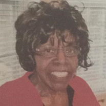 Ruth Edna Burroughs-Robinson