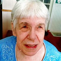 Doris Arlene Holsinger
