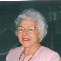 Mrs. Zelma Ann Cox Jordan
