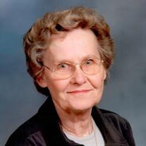 Mrs Mary Jane Rod