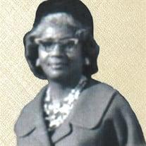 Mrs. Lucille Isaiah