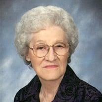 Dorothy Ann Cherry Jackson