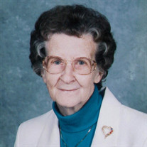 Gladys Madeline Vandiver