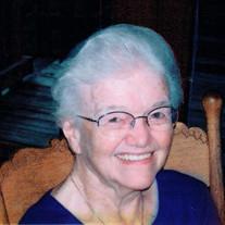 Marjory Ann Hayes