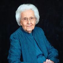 Martha Ann Vance