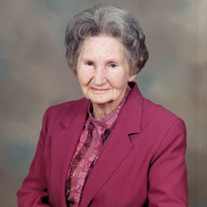 Polly Jane Stout
