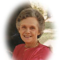 Margaret Noel McAlister