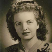 Lela Marie Burgess