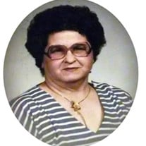 Evelyn Marie Lancaster