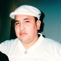 """Francisco """"Frank"""" Z. Garnica, Jr."""
