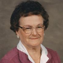 Alma Lavesta Burris Morris
