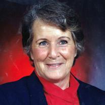 Nancy Priscilla Halsted