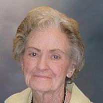 Ruthie Mae Welcher
