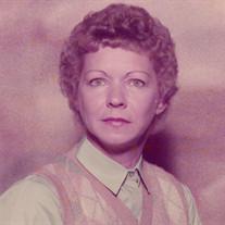 Mrs. Betty Jo Welch