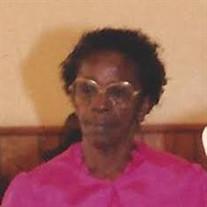 Bessie Mae Ancrum