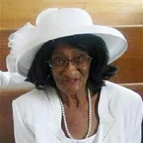 Mrs. Thelma Glendon Jarrett