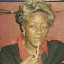 Mrs. Gladys Jean Neal