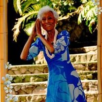 Margery Nadine Kealohapuaainahau Guerrero Kekauoha