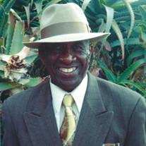 Mr. Stephen Samuel Berry