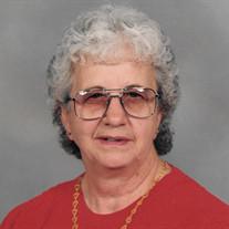 Mary Thomas Sawyer Christie