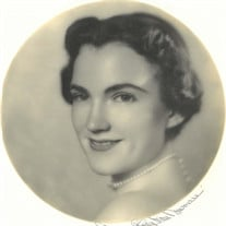 Marilyn McGuire Jeffries