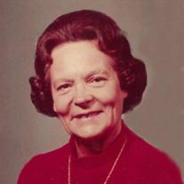 Doris M. Mathers