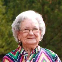 Mrs. Shirley Frances Plunkett