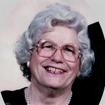 Mrs. Elsie Burn