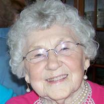 Pauline Clawson Robbins